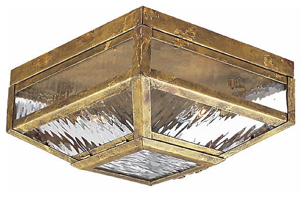 Eomer Flush-Mount Ceiling Light.