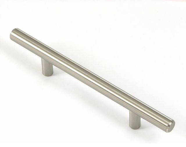 Stone Mill Hardware Bar Pull - Modern - Cabinet And Drawer Handle Pulls - by Knobs and Beyond