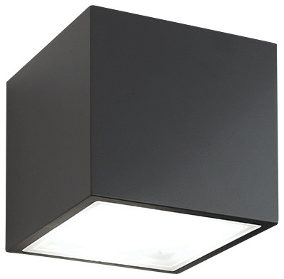 Modern Forms Bloc Led Up And Down Wall Light Black