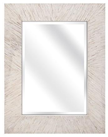 Imaxhome 31141 Embry 34x26.75 Rectangular Mirror.