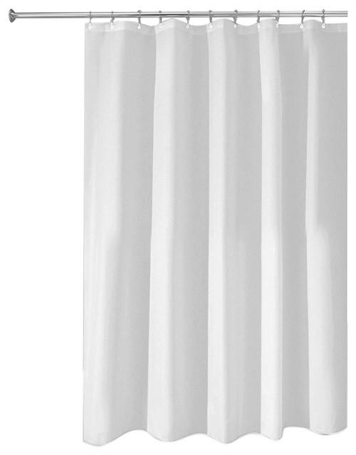 Interdesign Shower Curtain Liner Contemporary Curtains