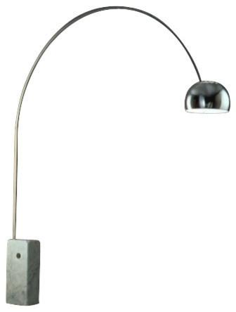 Flos arco floor lamp midcentury floor lamps