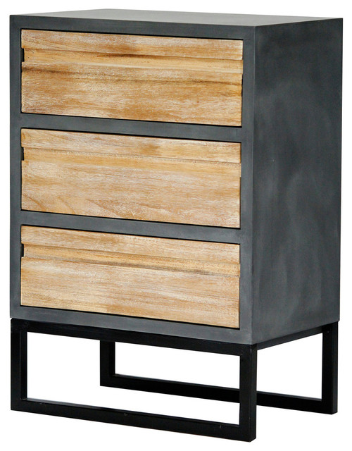 Noble 3-Drawer Chest.