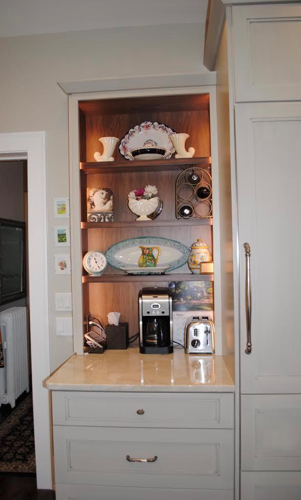 Welsh Vintage Condominium Kitchen
