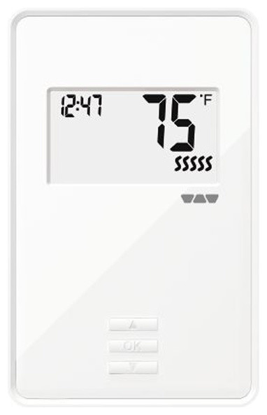 Ditra-Heat Non-Programmable Thermostat 120v/240.