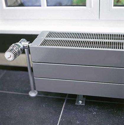 Ebb radiator