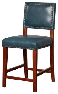 Brook Pacific Blue Counter Stool Bar Stools And Counter