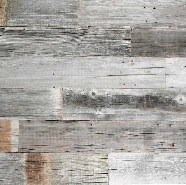 Big Sky Gray 5 Quot Reclaimed Wood Panels Farmhouse Wall