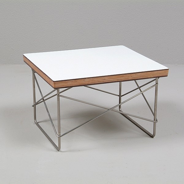 Merveilleux Eames: Side Table Reproduction