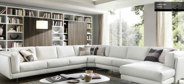 solange sectional by chateau d ax italy contemporain canap 233 d angle autres p 233 232 tres
