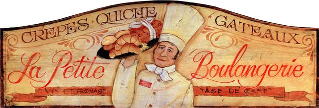 Boulangerie Sign.