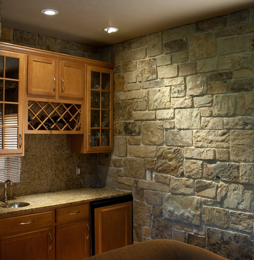 Home of Stone Stone Feature Wall Decor