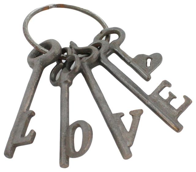 Cast Iron Love Keys