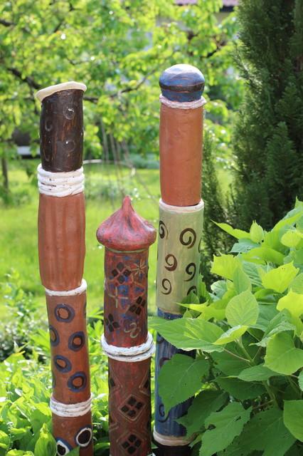 Gartendeko - Moderne gartendeko ...