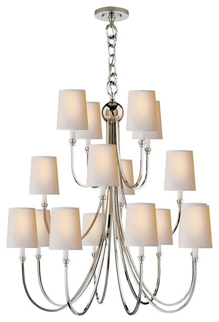 Visual Comfort Lighting Thomas O Brien Reed 16 Light