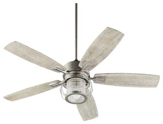 Quorum 3525 Galveston Ceiling Fan With Light Kit 52