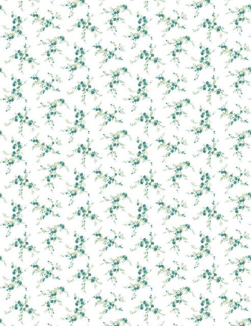 Jolene Removable Wallpaper Teal Wallpaper By Wallshoppe