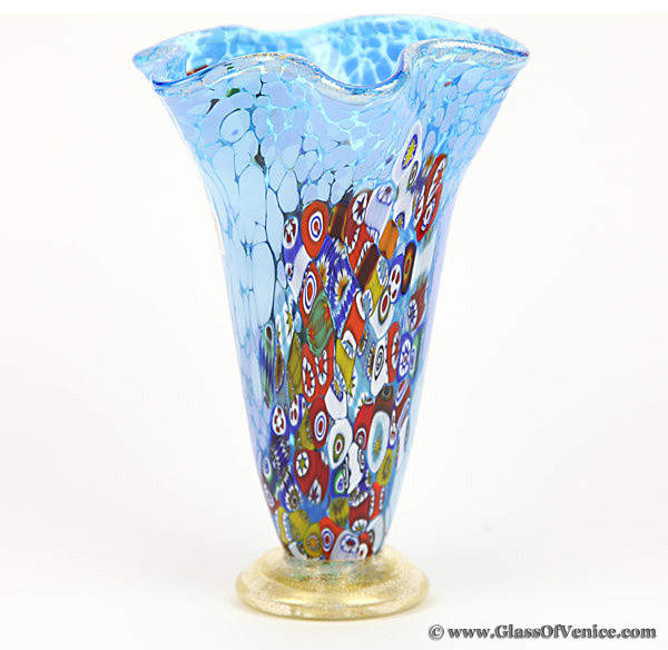 murano glass vases mediterranean vases new york by. Black Bedroom Furniture Sets. Home Design Ideas