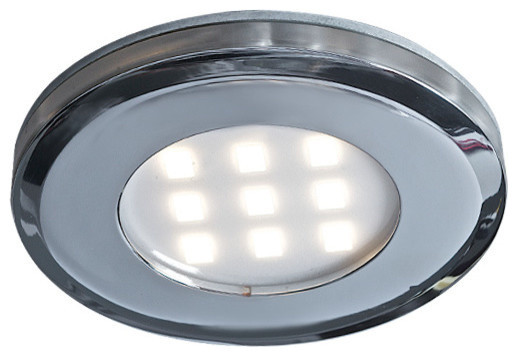 LED 2.5W Slim Round Puck for Surface Mount installation - Recessed Lighting Kits - by DALS Lighting