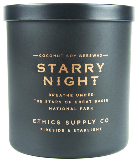 Fireside & Starlight Great Basin's Starry Night Candle