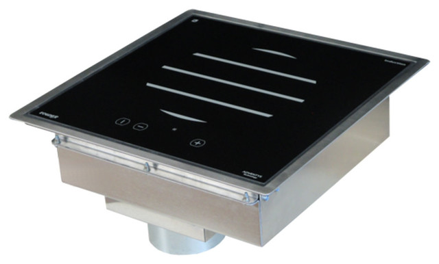 Equipex Gl 650 Di 15 Geoline Drop In Induction Cooker Contemporary Cooktops By Tabletop King