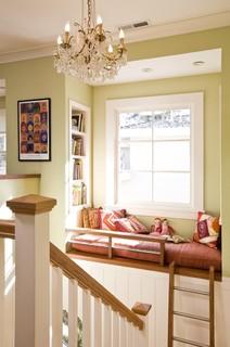 Princeton Residence traditional-staircase