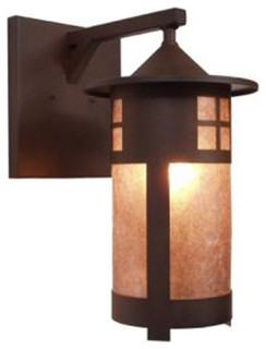 Wall Sconces For Damp Locations : Wet Sconce - PASADENA - Wet Location - Rustic - Outdoor Wall Lights And Sconces - by Steel ...