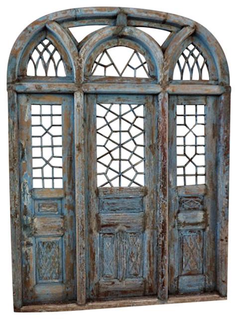 Jodhpur Church Door With Mirror.