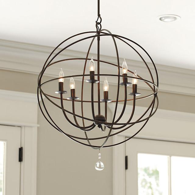 Ballard Designs Chandelier orb chandelier - traditional - chandeliers -ballard designs