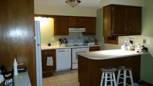 redo my kitchen