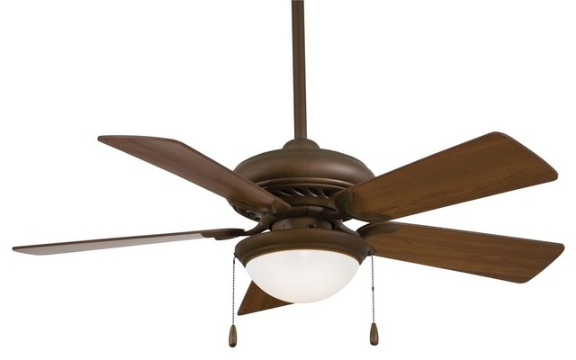 Minka-Aire Supra Ceiling Fan, Oil Rubbed Bronze.