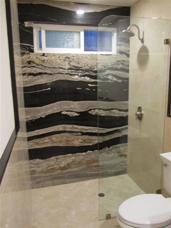 Marble & Granite Slab Shower & Counter