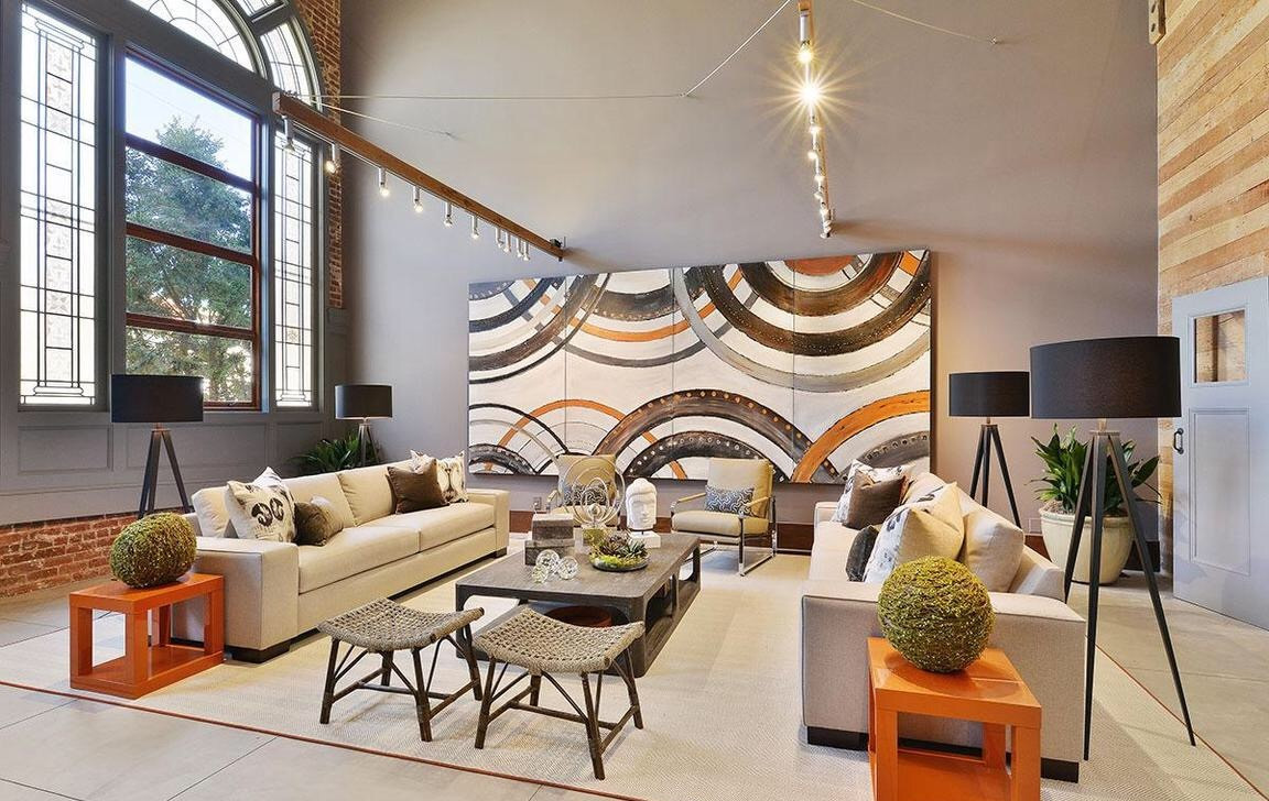 Historic Loft....A place to call home
