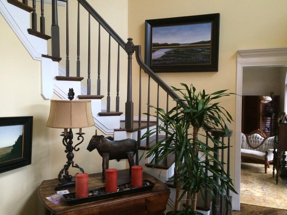 Columns & Handrails