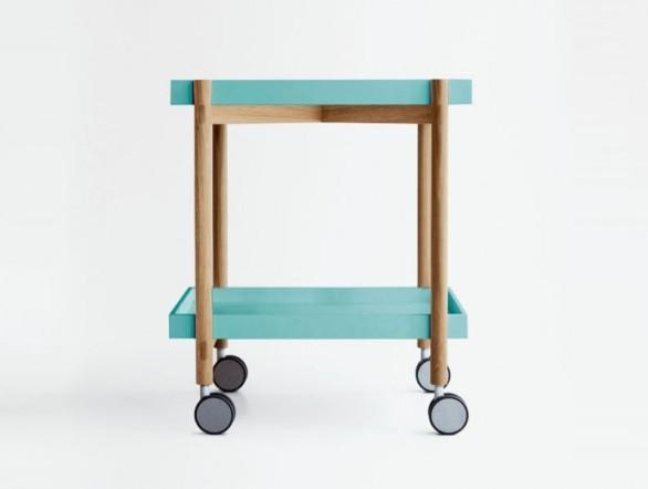 trolley modern