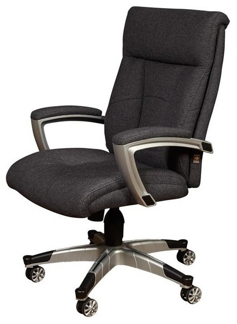 Sealy Posturepedic Fabric Cool Foam Chair Office Chairs