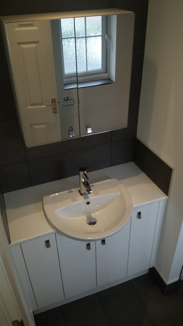 En Suite In Westhoughton Modern Other By Oldfield Bathrooms Kitchens Ltd