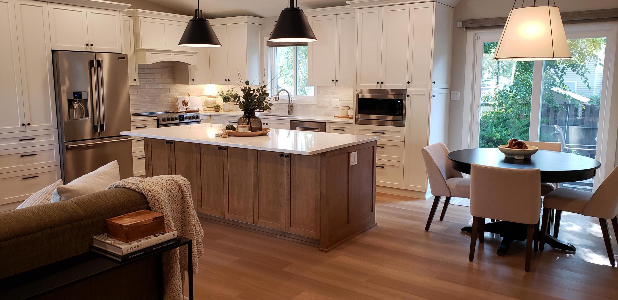 Kitchen/Main Floor Remodel