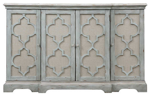 Sophie 4 Door Cabinet by Uttermost