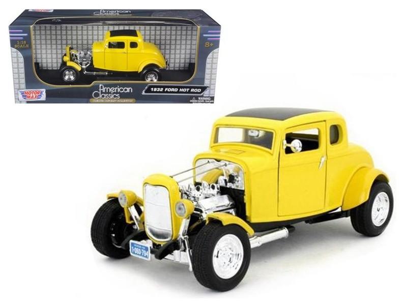 1:32 Ford Model A 1931 Window Hot Rod
