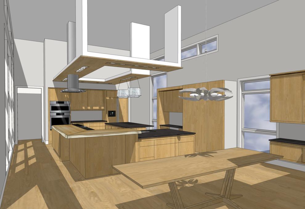Bayfield - 3D design