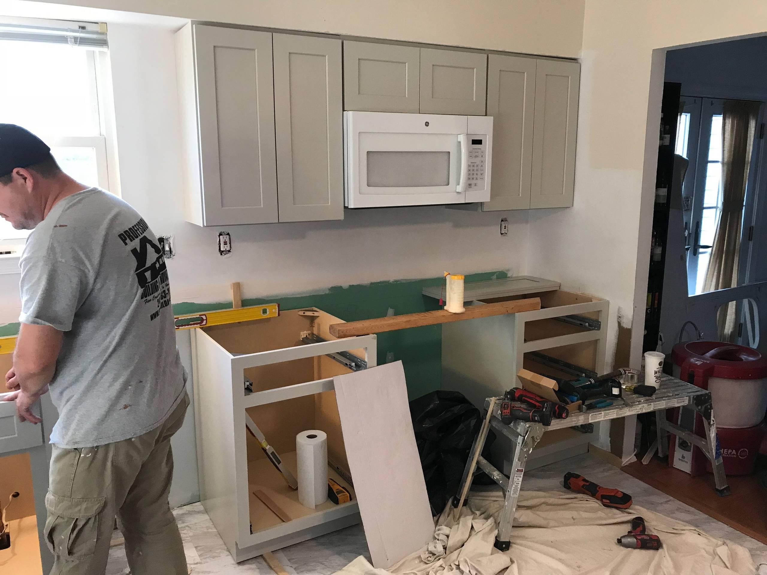 Bowie Kitchen Water Damage Repair