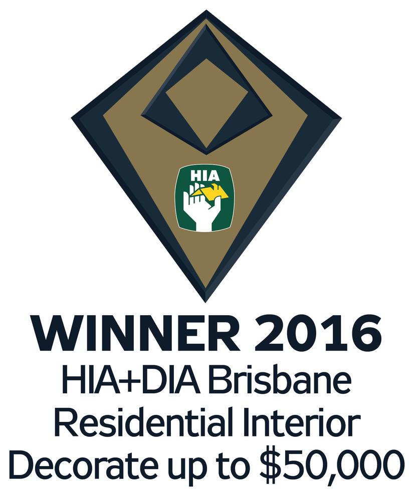 Winner HIA & DIA Interior Decorate 2016