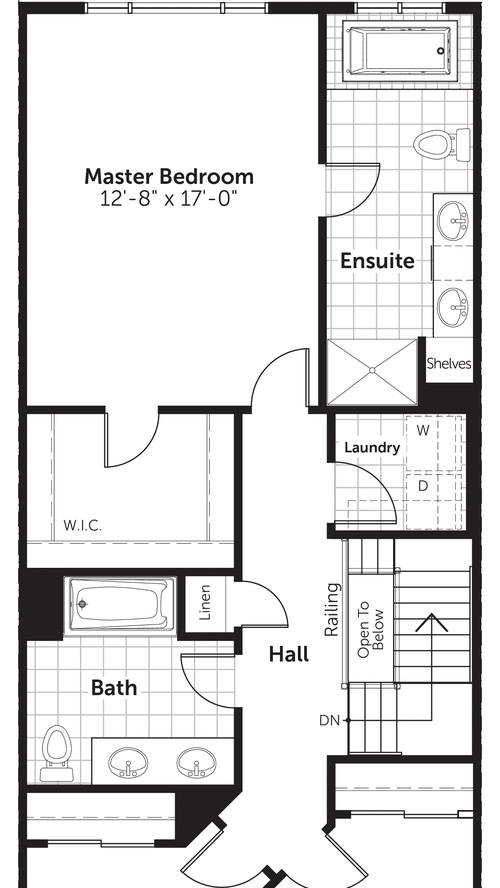 where to put the furniture? (floor plans)