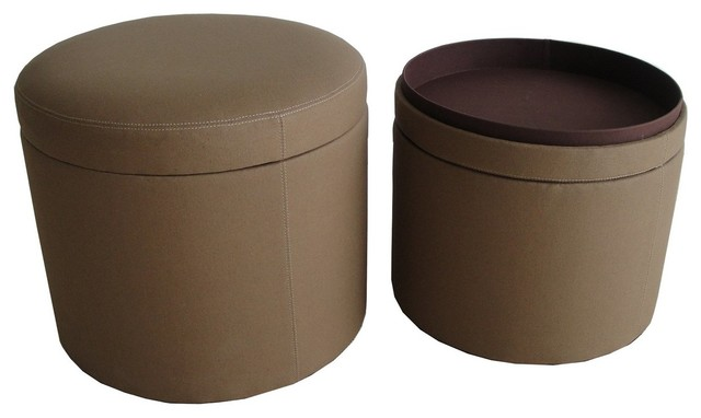 Groovy Canvas Round Storage Ottoman Gamerscity Chair Design For Home Gamerscityorg