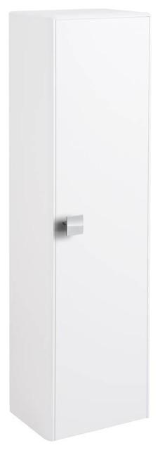 Sarenna Tall Bathroom Cabinet, White
