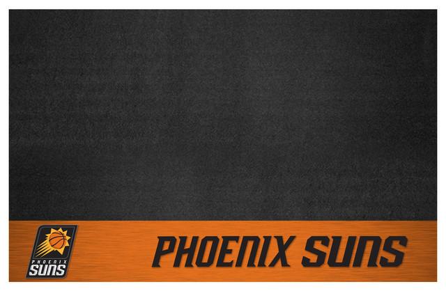"Nba Phoenix Suns Grill Mat 26""x42""."
