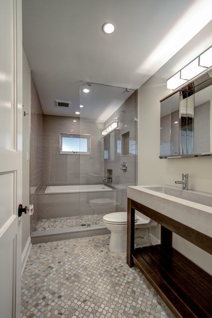 Attirant What Is The Dimension Of The Wet Room (shower + Tub)