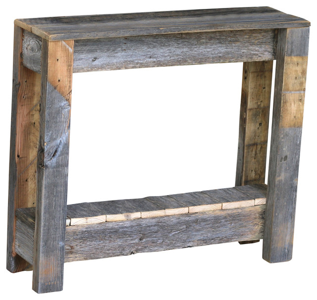 Rustic Accent Table, Natural Rustic Side Tables And End Tables