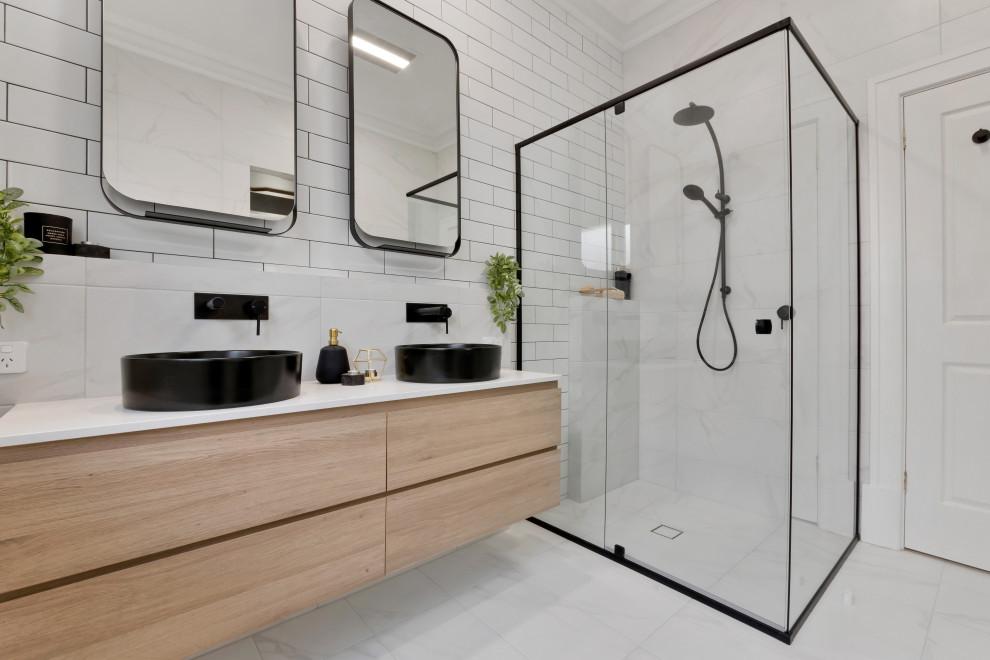 Tusmore Bathroom Renovation - Contemporary - Adelaide - by ...